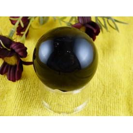 Regenboog Obsidiaan Bol 112...