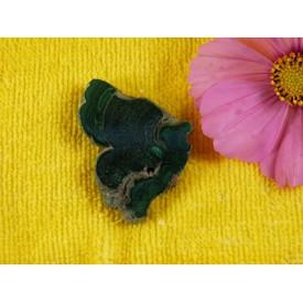 Malachiet schijfje 28 gram