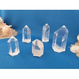 Bergkristal punt gepolijst...