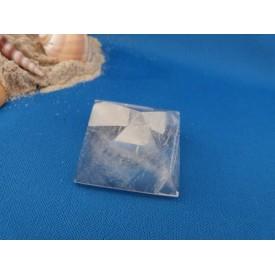 Bergkristal piramide