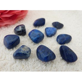 Lapis Lazuli Trommelsteen