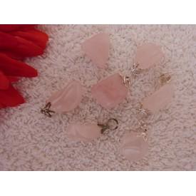 Roze Kwarts Hangertje