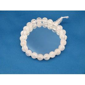 Bergkristal Powerbead armband
