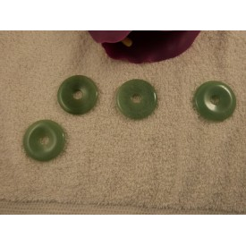 Aventurijn Groen donut 40 mm