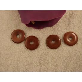 Goudsteen Donut 40 mm
