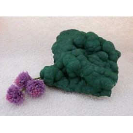 Malachiet ruw 820 gram