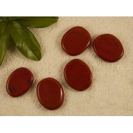 Jaspis Rood oplegsteen